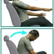 Whiplash injuries can happen to all people in the car